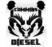 Cummins Diesel  Poster