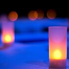 Evening Candles by Pixelglo Photography