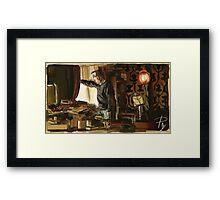 Love Affair Framed Print