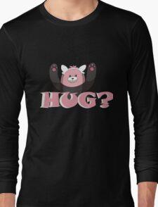 Hug for Bewear? Long Sleeve T-Shirt