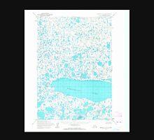USGS TOPO Map Alaska AK Marshall A-3 357192 1954 63360 Unisex T-Shirt