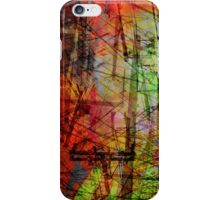 the city 44 iPhone Case/Skin