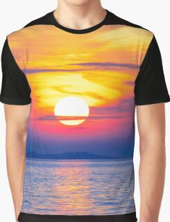 Striking Skies Graphic T-Shirt