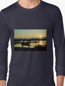 Sunrise Urunga NSW Long Sleeve T-Shirt