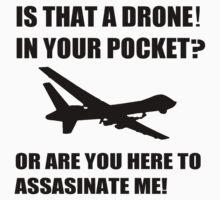 DRONE WHT by dgstudio