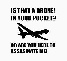 DRONE WHT Unisex T-Shirt