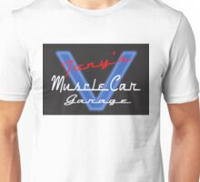 Tony's Muscle Car Garage Unisex T-Shirt