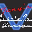 Tony's Muscle Car Garage by Tony  Bazidlo