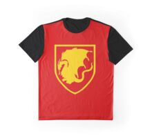 Pendragon crest v2 Graphic T-Shirt