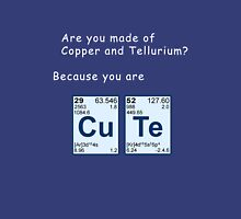 Are you made from Copper and Tellurium? - T-shirt Classic T-Shirt
