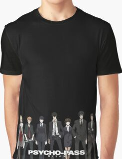 Psycho-Pass Graphic T-Shirt