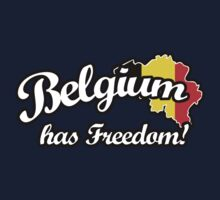 Belgium Has Freedom! by jezkemp