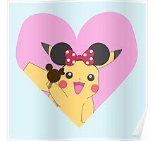 Pika Disney Poster