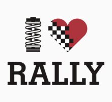 I Love RALLY (1) by PlanDesigner
