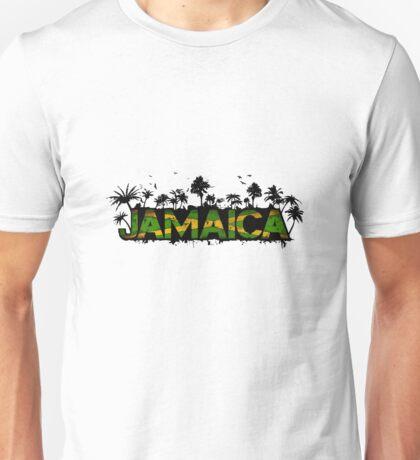 Jamaica Design Unisex T-Shirt