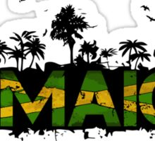 Jamaica Design Sticker