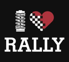 I Love RALLY (2) by PlanDesigner