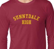 sunnydale high school sweatshirt Long Sleeve T-Shirt