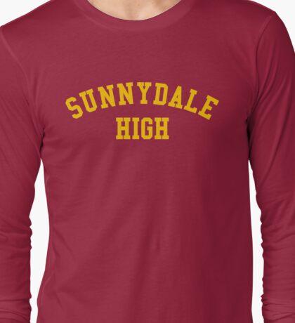 sunnydale high school sweatshirt Long Sleeve T-Shirt