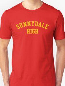 sunnydale high school sweatshirt Unisex T-Shirt