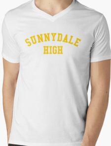 sunnydale high school sweatshirt Mens V-Neck T-Shirt