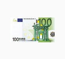 One Hundred Euro Bill Unisex T-Shirt