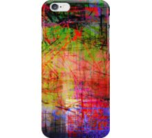 the city 35 iPhone Case/Skin