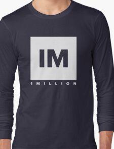1 million dancer Long Sleeve T-Shirt