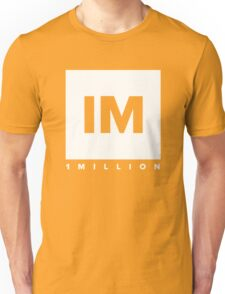 1 million dancer Unisex T-Shirt