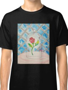 Beauty and the Beast Rose Classic T-Shirt