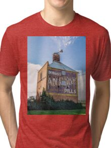 """ Chicory Kiln"" Colour Tri-blend T-Shirt"
