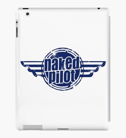 Naked Pilot iPad Case/Skin