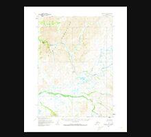 USGS TOPO Map Alaska AK Bethel B-3 354426 1954 63360 Unisex T-Shirt