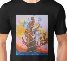 Kingdom Hearts - Hollow Bastion  Unisex T-Shirt