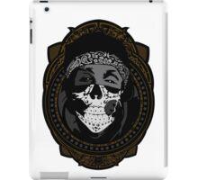 Street Thug Design iPad Case/Skin