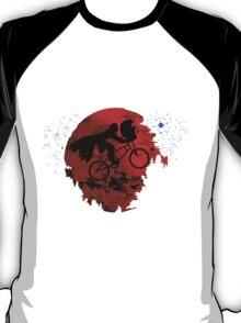 ET and Darth Vader Go Home Design T-Shirt