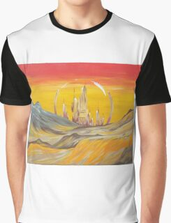 To Gallifrey  Graphic T-Shirt