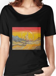 To Gallifrey  Women's Relaxed Fit T-Shirt