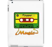 Reggae Tape Design iPad Case/Skin