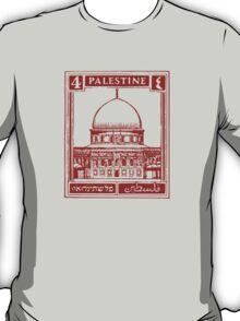 Palestine Stamp T-Shirt