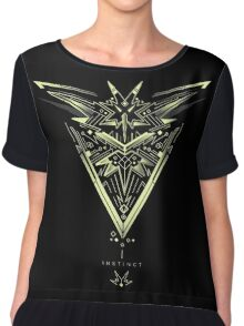Instinct Women's Chiffon Top