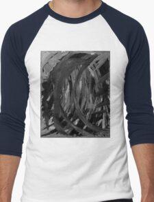 spiketi Men's Baseball ¾ T-Shirt
