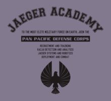 Jaeger Academy by qindesign
