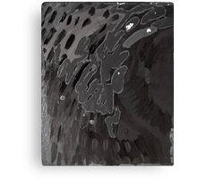 shook Tiel Canvas Print