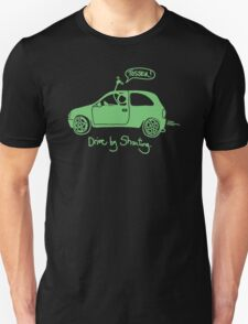 DRIVE BY Unisex T-Shirt