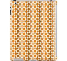 Earthy Retro Speckles iPad Case/Skin