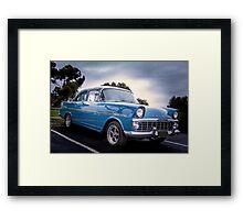 Holden 1950's Framed Print