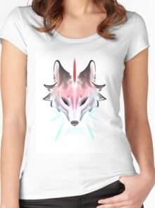 GeoFox Women's Fitted Scoop T-Shirt