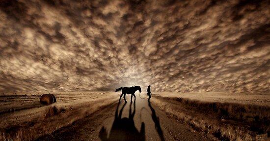 Distant Eden by Cliff Vestergaard