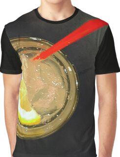 Comfort Food: Fresh Lemon Soda Graphic T-Shirt
